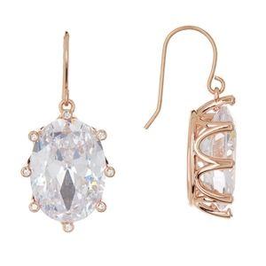 NWT: Kate Spade Oval Drop Earrings